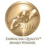 Embracing Quality Award